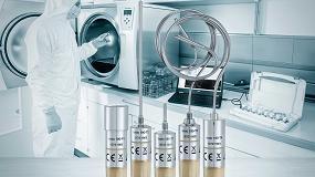 Foto de Nuevo sistema de registro de datos CFR testo 190: validación eficiente de los procesos de esterilización y liofilización