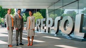 Foto de Ion Fiz diseña los nuevos uniformes para Repsol