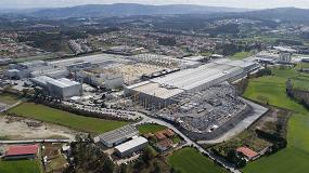 Foto de Continental amplía su fábrica de Lousado con una inversión de casi 100 millones de euros