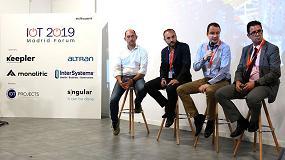 Foto de IoT Madrid Forum 2019 presenta casos de éxito en la aplicación de IoT a diferentes negocios y sectores