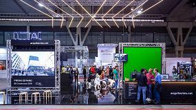 Foto de El stand COAC 5.0, ganador del premio al mejor stand BBConstrumat 2019