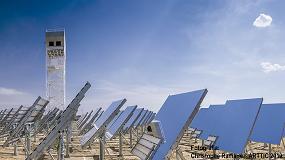Foto de Queroseno solar a partir de energía solar, agua y CO2