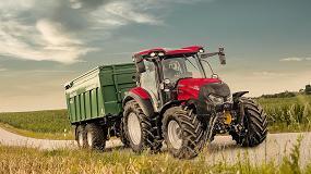 Foto de Case IH 'rebautiza' la gama de tractores de 100 a 130 CV con transmisión continua
