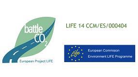 Foto de Proyecto LIFE BattleCO2: Producción sostenible de mezclas asfálticas