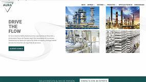 Foto de Aura Industrial Safety Systems (Aura ISS) presenta su nueva página web