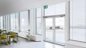 Foto de GEZE, soluciones para el accionamiento de puertas automáticas