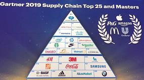 Foto de Schneider Electric sube al 11º en el TOP 25 The Gartner Supply Chain 2019