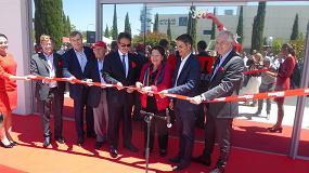 Foto de Manitou Group abre las puertas de sus nuevas instalaciones en España