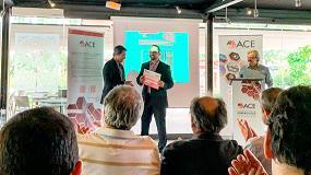 Foto de Especial presencia de Mapei en la V edición de los Premios ACE
