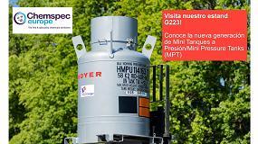Foto de El grupo Hoyer participa en Chempsec Europe
