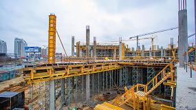 Foto de Ulma participa en el proyecto de construcción del Blockbuster Mall (Ucrania)
