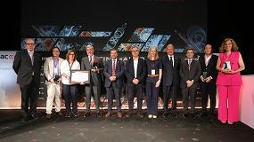 Foto de Zanini recibe el Premio CIAC a la Mejor Empresa de Automoción del año