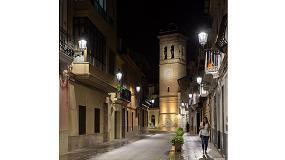 Foto de Schréder renueva el sistema de alumbrado de Torrente (Valencia) con tecnología LED