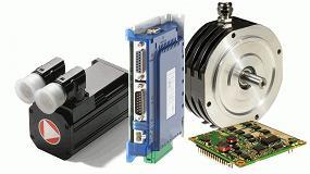 Foto de La gama de productos Infranor contribuye al desarrollo de la logística automatizada