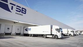 Foto de TSB inaugura una instalación de 'cross dock' en Madrid