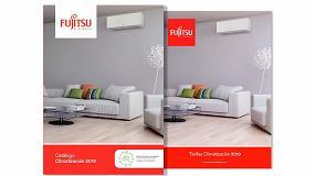 Foto de Eurofred presenta el nuevo catálogo de Climatización de Fujitsu