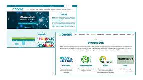 Foto de Anese presenta su nueva página web