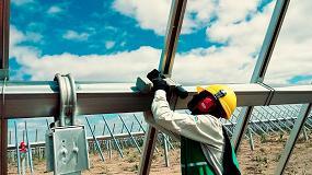 Foto de Soltec suministra e instala una planta de seguidores SF7 bifaciales de 475 MW en Brasil