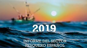 Foto de España, líder europeo en capturas de pescado y marisco en 2018