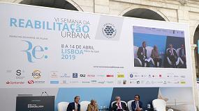 Foto de Semana da Reabilitação Urbana de Lisboa começou ontem no Páteo da Galé