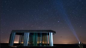 Foto de Casa do Deserto: o vidro das nossas casas experimentado em ambientes extremos