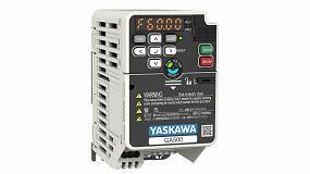 Foto de Yaskawa presenta el nuevo variador de frecuencia GA500