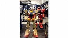 Foto de Larraioz Elektronika participa en la exposición internacional itinerante Hello, Robot