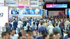 Foto de Industria 4.0, conectividad, automatización industrial y robótica protagonizarán Advanced Factories 2020