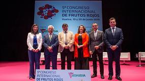 Foto de El sector de los frutos rojos mira más allá de nuestras fronteras