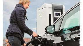 Foto de Rittal ofrece infraestructura de carga estándar, segura y rápida para movilidad eléctrica