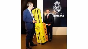 Foto de La Fundación Real Madrid y Ambilamp colaborarán en la educación para el reciclaje