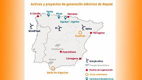Foto de Repsol desarrollará tres nuevos proyectos renovables de 800 MW
