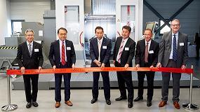 Foto de Mitsubishi Materials inaugura un Centro Tecnológico en Stuttgart