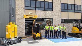 Foto de Kiloutou España abre una nueva agencia en Torrejón de Ardoz (Madrid)