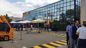 Foto de Kiloutou España inaugura su nueva sede central