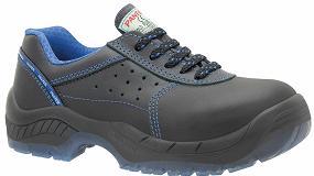 Foto de Eolo Plus S1P de Panter: calzado de seguridad para trabajar fresco y cómodo