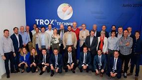 Foto de Encuentro Técnico Aedici - ACI - TROX