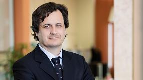 Foto de Alberto De Luca, director general de Knauf España y Portugal, nombrado presidente de ATEDY