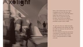 Foto de Axolight lanza 'Luce è colore', su nuevo catálogo