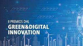 Foto de DHL convoca la II Edición de los Premios Green & Digital Innovation