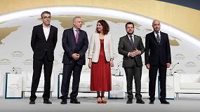 Foto de Innovación, sostenibilidad y cooperación internacional, ejes del 5°Congreso Mundial de Zonas Francas