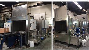 Foto de Hauck Heat Treatment moderniza sus instalaciones de lavado de piezas con Suntec