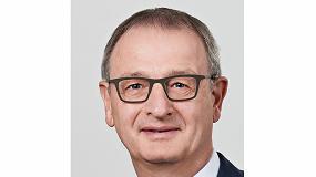Foto de Wilfried Schäfer, diretor executivo da Associação Alemã de Fabricantes de Máquinas-Ferramentas