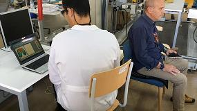 Foto de Ergo 4.0, nuevo sistema de gestión antropométrico para fabricar mobiliario de asiento personalizado