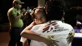 Foto de Eurofred colabora con el Fondo de Emergencias de Médicos Sin Fronteras