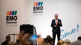 Foto de Mudanças na tecnologia de produção em mostra na EMO Hannover 2019