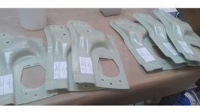 Foto de La automatización del proceso CRTM con fibras ferromagnéticas y moldes híbridos permite controlar la calidad de las piezas fabricadas
