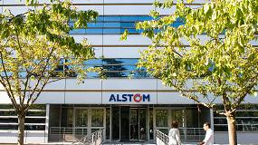 Foto de Alstom presenta su nuevo plan estratégico y objetivos para 2023