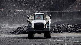 Foto de Aldimak, nuevo distribuidor de Terex Trucks en España