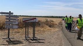 Foto de El proyecto Libera lanza la campaña 'Tirar basuraleza en la carretera nunca lleva a un buen lugar'
